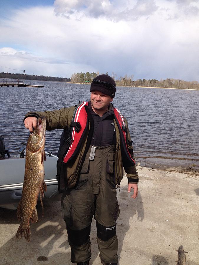 Рыбалка на вуоксе как и на что